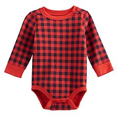 Baby Boy Jumping Beans® Thermal Bodysuit