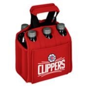 Picnic Time Los Angeles Clippers Six Pack Insulated Beverage Carrier