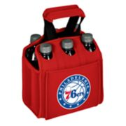 Picnic Time Philadelphia 76ers Six Pack Insulated Beverage Carrier