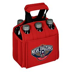 Picnic Time New Orleans Pelicans Six Pack Insulated Beverage Carrier