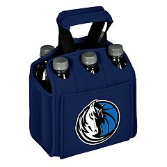 Picnic Time Dallas Mavericks Six Pack Insulated Beverage Carrier