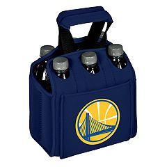 Picnic Time Golden State Warriors Six Pack Insulated Beverage Carrier