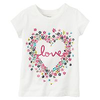 Girls 4-8 Carter's Animal Tee