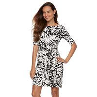 Petite Suite 7 Ruched Hip Dress