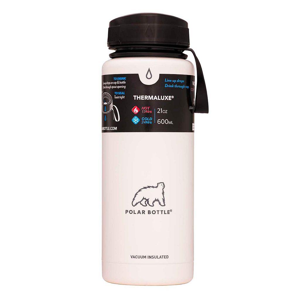 Polar Bottle ThermaLuxe ThermaLuxe 21-oz. Vacuum Insulated Polar Bottle
