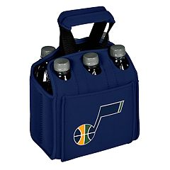 Picnic Time Utah Jazz Six Pack Insulated Beverage Carrier