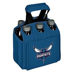 Picnic Time Charlotte Hornets Six Pack Insulated Beverage Carrier