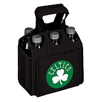 Picnic Time Boston Celtics Six Pack Insulated Beverage Carrier