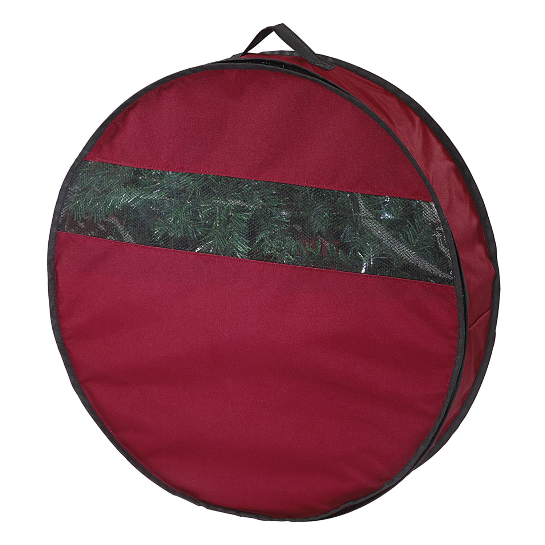 neu home wreath storage bag - Wreath Storage Box