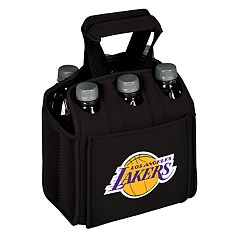 Picnic Time Los Angeles Lakers Six Pack Insulated Beverage Carrier