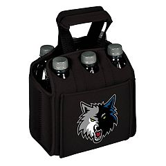 Picnic Time Minnesota Timberwolves Six Pack Insulated Beverage Carrier