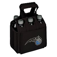 Picnic Time Orlando Magic Six Pack Insulated Beverage Carrier