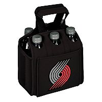 Picnic Time Portland Trail Blazers Six Pack Insulated Beverage Carrier