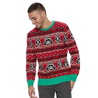 Men's Star Wars Darth Vader Ugly Christmas Sweater
