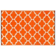 Fab Habitat World Tangier Trellis II Reversible Indoor Outdoor Rug