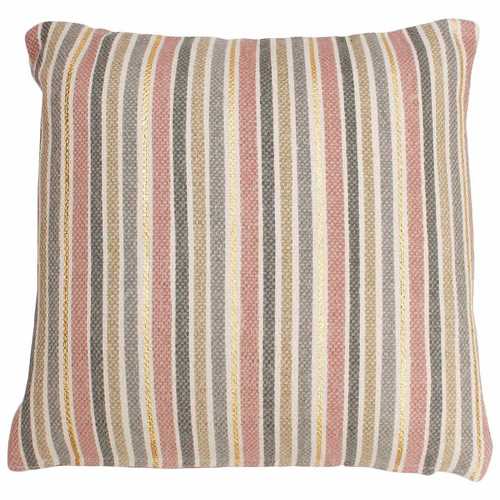 Thro by Marlo Lorenz Susana Striped Throw Pillow