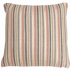 Thro by Marlo Lorenz Susana Striped Throw Pillow