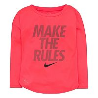Toddler Girl Nike Dri-FIT