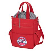 Picnic Time Detroit Pistons Activo Cooler Tote
