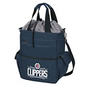 Picnic Time Los Angeles Clippers Activo Cooler Tote