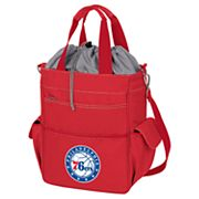 Picnic Time Philadelphia 76ers Activo Cooler Tote