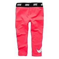 Toddler Girl Nike Dri-FIT Swoosh Leggings