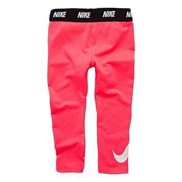 Toddler Girl Nike Dri-FIT Swoosh Leggings