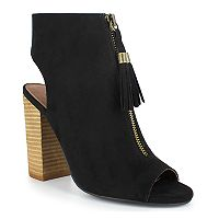 Dolce by Mojo Moxy Magnolia Women's High Heel Ankle Boots