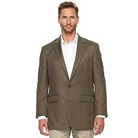 Big & Tall Croft & Barrow® Classic-Fit True Comfort Classic-Fit Hopsack Sport Coat