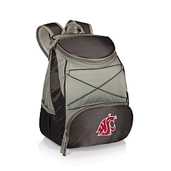 Picnic Time Washington State Cougars PTX Backpack Cooler