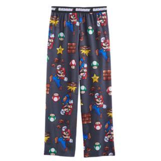 Boys 4-16 Super Mario Bros. Lounge Pants