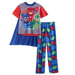 Boys 4-8 PJ Masks 3 pc Pajama Set