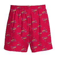 Boys 4-7 St. Louis Cardinals Team Logo Lounge Shorts