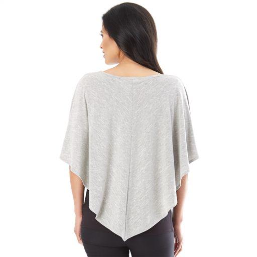 Women's Apt. 9 Texture Popover Top