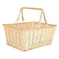 Household Essentials Open Top Market Basket