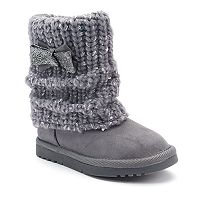 Jumping Beans® Bernice Toddler Girls' Boots