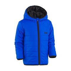 Toddler Boys Under Armour Solid Midweight Puffer Coat