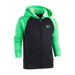 Toddler Boy Under Armour Colorblock Zip Hoodie
