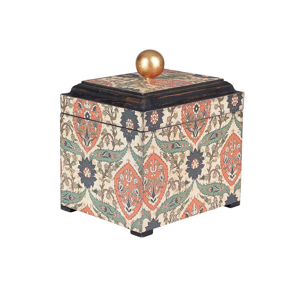 Household Essentials Vintage Keepsake Box