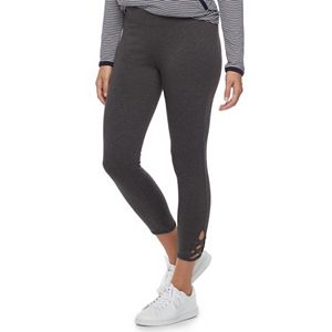 53980e8f5aac9 Women's SONOMA Goods for Life™ Jersey Midrise Leggings. (266). Sale