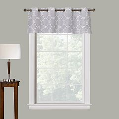 The Big One® Decorative Trellis Window Valance