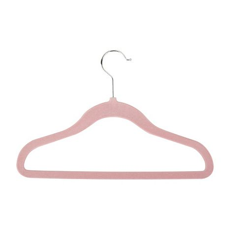 Kids Honey-Can-Do 60-pack Velvet Touch Hangers