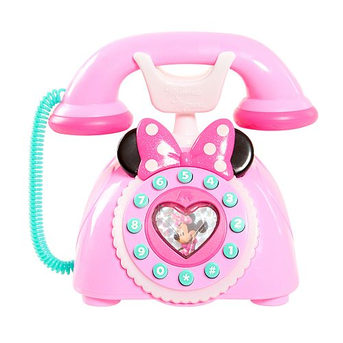 Disney's Minnie Mouse Minnie's Happy Helpers Phone by Just Play