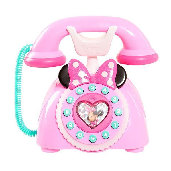 Disney S Minnie Mouse Minnie S Happy Helpers Phone By Just Play