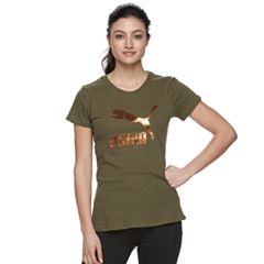 Women's PUMA Archive Life Graphic Tee