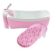 Summer Infant Lil' Luxuries, Whirlpool Bubbling Spa & Shower