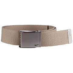 Men's Nike Golf Single Web Belt