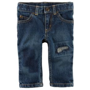 Baby Boy Carter's Destructed Jeans