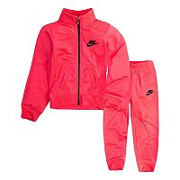 Toddler Girl Nike Track Jacket & Pants Set