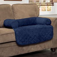 Innovative Textile Solutions Plush Bolster & Waterproof Microfiber Pet Chair Liner